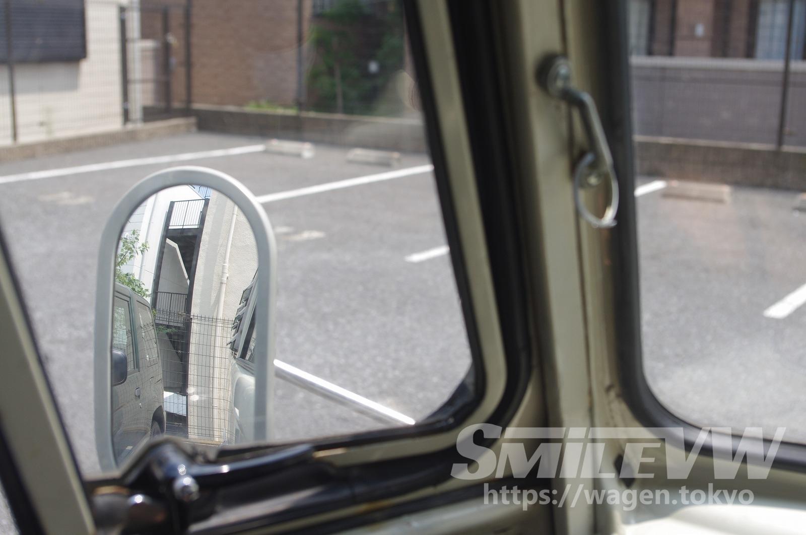 ヤナセミラー曲面鏡